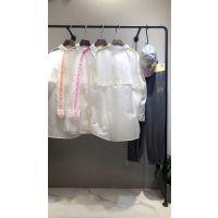 洛贝依品牌时尚潮流女装折扣剪标工厂直销一手货源尾货