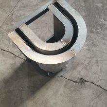 现浇U型排水槽模具 U型排水槽模具厂家