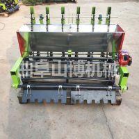 限时优惠 种大蒜神器 拖拉机带6行大蒜播种机 可调株距行距