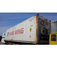 出手二手冷藏集装箱 提供集装箱改装等业务