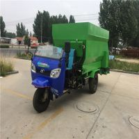 过道通过性强的撒料车 覆盖整个养殖业的喂料机 中泰机械