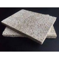 供应展览馆墙面高品质木丝水泥板 隔音木丝吸音板