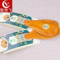 1-2-10元店货源日用百货 不粘锅专用长柄炒菜锅铲木制铲子厨具