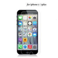 新款批发 iPhone7手机钢化膜 平果7 PLUS手机钢化玻璃保护膜