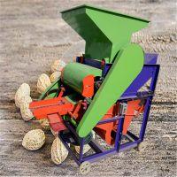 石景山花生剥壳机 家用小型长果去皮机 普航电动种子分离机批发