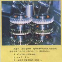 建筑机械蜗轮