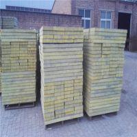 沙河市隔音高密度岩棉复合板出厂价格水泥复合岩棉板型号规格