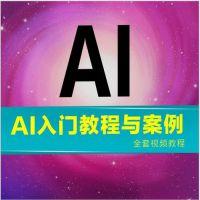 AI视频教程 零基础入门自学illustrator CS6 CC 软件排版平面设计