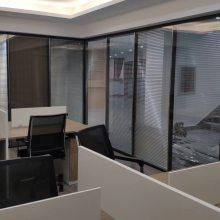 深圳办公室玻璃隔断屏风隔墙