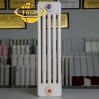 杭州新款钢五柱暖气片厂 中春暖通
