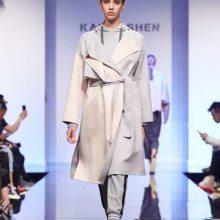 上海专柜正品女装凯伦诗品牌折扣女装批发货源 电商直播进货货源