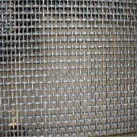 铁丝轧花网 铁丝筛网 振动筛