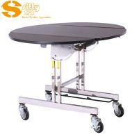 专业生产SITTY斯迪90.8319A客房送餐车/不锈钢折叠移动送餐车/