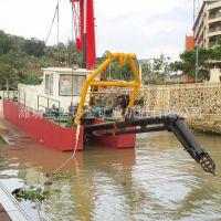 射吸式抽沙船销售厂家 8寸泵河道环保射吸式抽沙船工作技巧