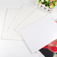 A5热转印拼图 DIY个性定制照片拼图 热转印耗材个性定制烫画拼图
