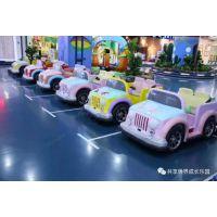 大千集团子公司-共享世界核心项目汽车交通小镇室内儿童模拟驾校