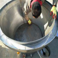 厂家加工定做不锈钢酒容器 白钢罐