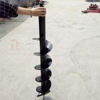 优质地钻挖孔机 大直径汽油挖坑机 篱笆柱桩打孔机
