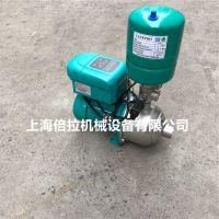 家用自来水增压泵德国威乐MHI202不锈钢变频增压泵