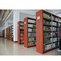泉州莆田福州 钢制书架 学校图书馆书架 阅览室书架 简约现代单面双面档案架