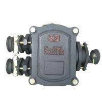 批发零售BHD2-100/660(380)-3T矿用隔爆型低压电缆接线盒证件齐全