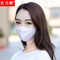 厂家批发2018新款春夏季女口罩防尘防晒户外透气薄款印花口罩