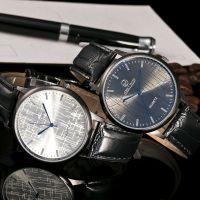 欧美爆款男士手表 时尚男款腕表 经典大气石英表 厂家直销批发