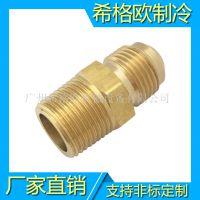 广州厂家供应黄铜双接头 铜索母