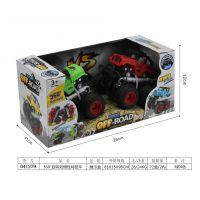 360°旋转双惯性特技玩具车 儿童翻斗车极速滑行超级耐摔特技车