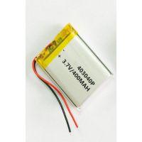 振博厂家直销,蓝牙音响,行车记录仪聚合物锂电池