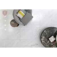 顺成陶瓷集团银露白亮光通体大理石瓷砖600*1200mm