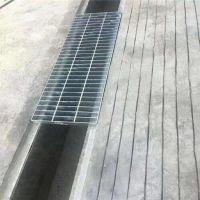 下水道沟盖板 承重格栅板 甘肃钢格板直销