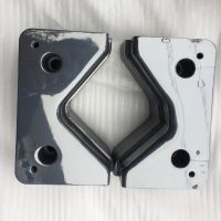 硬质合金刀模定制加工 汽车模具镀铬加工 五金模具配件表面处理