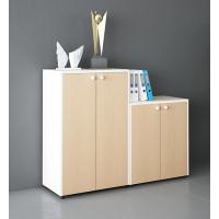 供应文件柜 简约现代木质文件柜资料柜办公档案柜板式储物柜办公室书柜落地柜