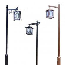 仿古中式庭院灯,四川庭院灯,景观灯生产厂家