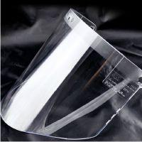 3M 82701面屏 WP96聚碳酸酯面屏 透明防冲击防飞溅头戴式防护面屏