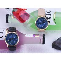 速卖通ebay热卖 日内瓦手表 时装皮带手表 中性礼品表