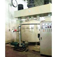 5000升强力分散机 中性硅酮耐候胶生产设备 邦德仕厂家