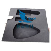 防滑eva纹路板/单面背胶异形eva热压板厂家