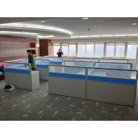 供应合肥徽联邦办公桌 隔断办公桌 板式办公隔断桌 简约板式 电脑桌 工位桌