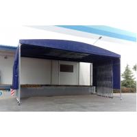 可移动雨棚推拉篷南京制作厂家