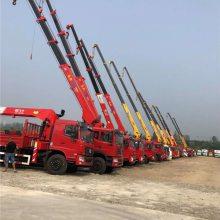 随车起重机随车吊 16吨随车吊图片及配置3.5L