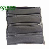 贴合加工 EVA复合莱卡布 高弹PU皮革冷热压成型 海绵复布热压成型