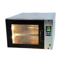 三盘热风炉|小型热风循环烤炉|糕点饼房烘培设备