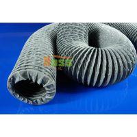耐高温夹布伸缩管、耐高温夹布风管、采矿通风设备软管、深圳诺思WH00390
