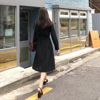 宝贝玛丽女装品牌尾货批发哪里好折扣女装 杭州断码尾货服装批发市场深蓝色卫衣绒衫