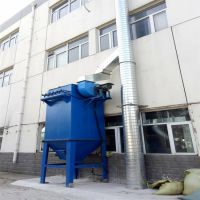 脉冲式除尘设备木工中央除尘系统除尘柜粉尘回收设备集尘箱