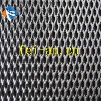 金属不锈钢304板材冲压钢板网 菱形拉伸钢板网 厂家定做直销