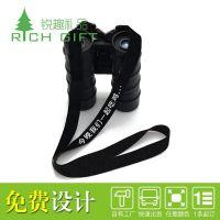 厂家定制数码单反相机彩色挂绳  水壶绑带手腕带 望远镜两用挂带