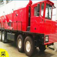 河南厂家直销石油机械钻采设备配件批发60T中小型修井机批发